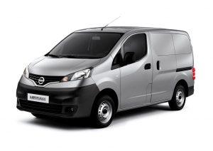 furgoneta-nissan-mercedes-reparacioncentralitacoche